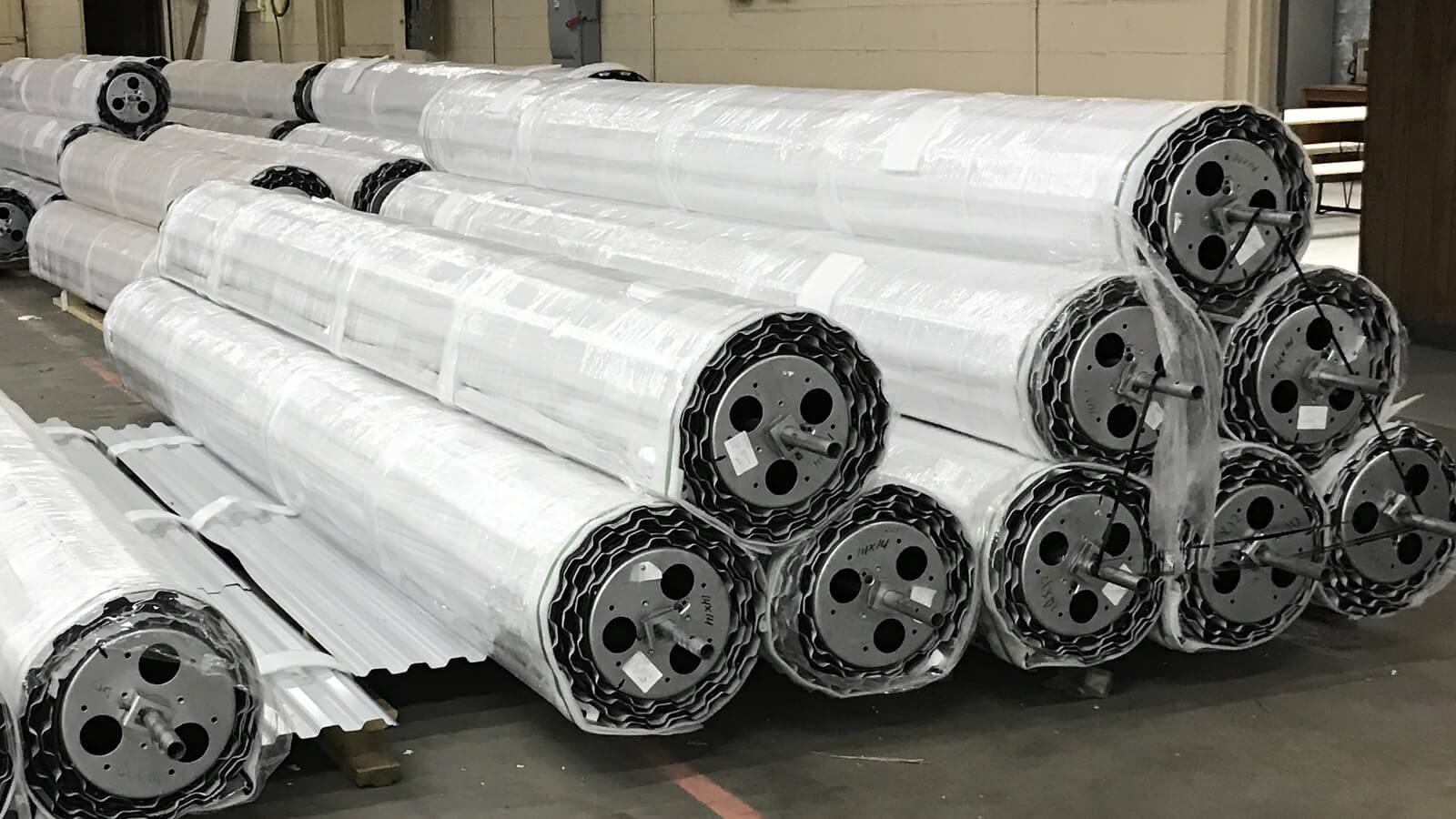 Uncertified 10x10 Roll Up Door 10 X10 Uncertified Roll
