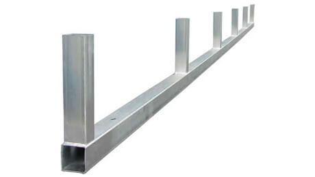 Steel Building Parts & Metal Building Structural Components