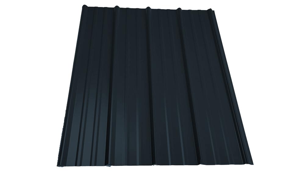 29 Ga Black Panel With 40 Year Warranty Buy Metal